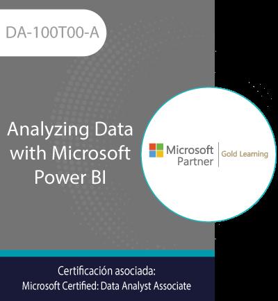 DA-100T00-A   Analyzing Data with Microsoft Power BI
