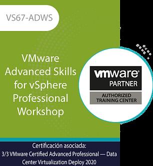 VS67-ADWS | VMware Advanced Skills for vSphere Professional Workshop