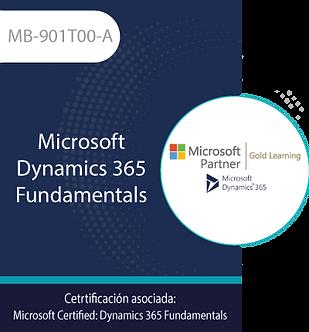 MB-901T00-A   Microsoft Dynamics 365 Fundamentals
