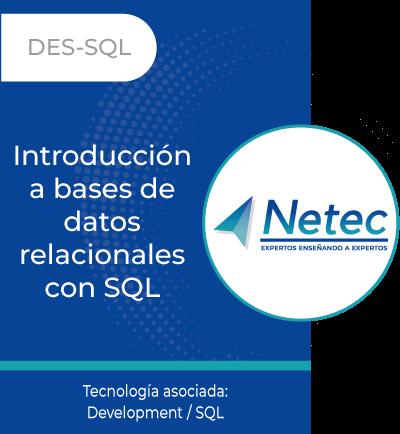 DES_SQL | Introducción a bases de datos relacionales con SQL
