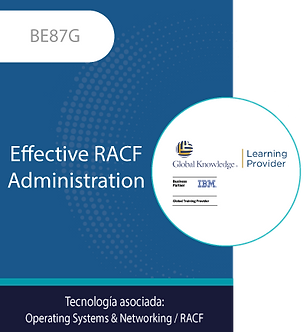 BE87G | Effective RACF Administration