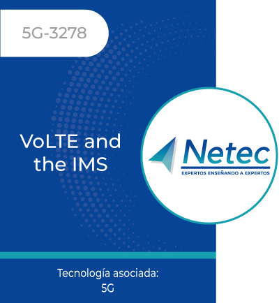 5G-3278 | VoLTE and the IMS