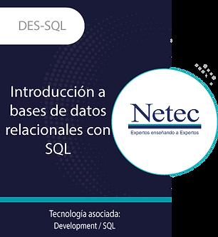 DES-SQL | Introducción a bases de datos relacionales con SQL