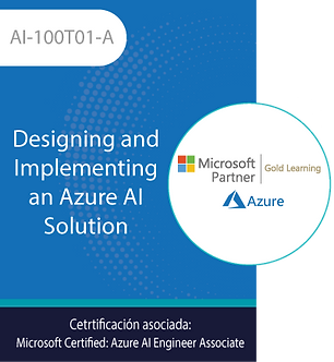 AI-100T01-A | Designing and Implementing an Azure AI Solution