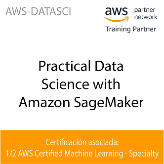 DATASCI | Practical Data Science with Amazon SageMaker