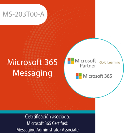 MS-203T00-A | Microsoft 365 Messaging