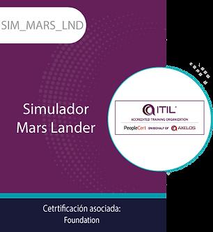 SIM_MARS_LND   Simulador Mars Lander