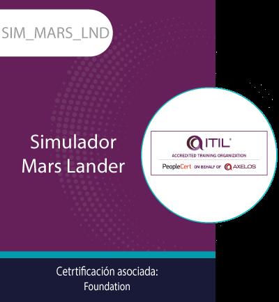 SIM_MARS_LND | Simulador Mars Lander