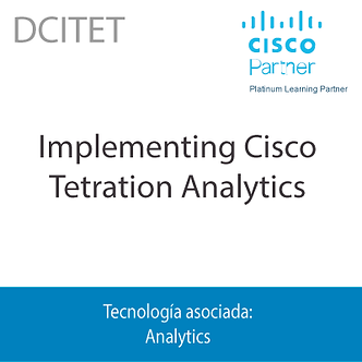 DCITET | Implementing Cisco Tetration Analytics
