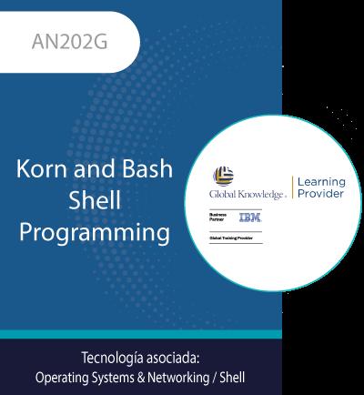 AN202G   Korn and Bash Shell Programming