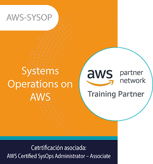 AWS-SYSOP   Systems Operations on AWS