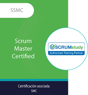 SSMC | Scrum Master Certified