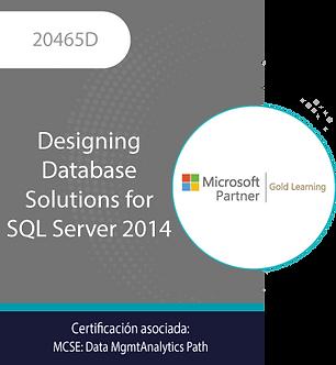 20465D   Designing Database Solutions for SQL Server 2014