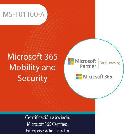 MS-101T00-A | Microsoft 365 Mobility and Security