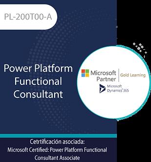 PL-200T00-A | Microsoft Power Platform Functional Consultant