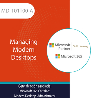 MD-101T00-A | Managing Modern Desktops