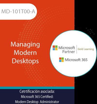 MD-101T00-A | Managing Modern Desktops