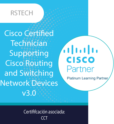 RSTECH   Cisco Certified Technician Supporting Cisco Routing and Switching Netwo