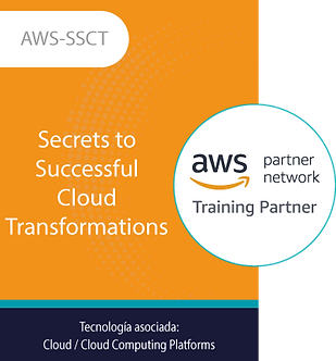 AWS-SSCT | Secrets to Successful Cloud Transformations