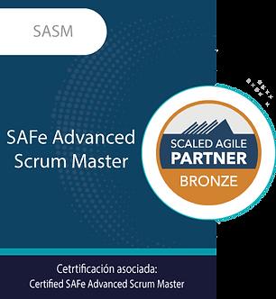 SASM | SAFe Advanced Scrum Master
