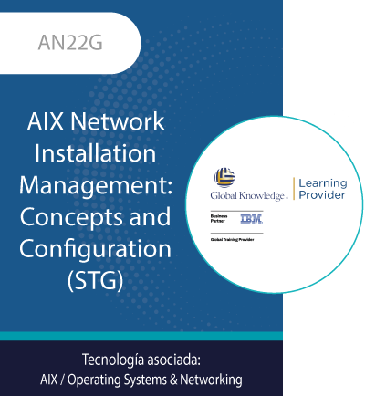 AN22G   AIX Network Installation Management: Concepts and Configuration