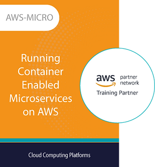 AWS-Micro   Running Container-Enabled Microservices on AWS