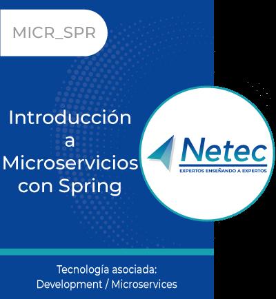 MICR_SPR | Introducción a Microservicios con Spring