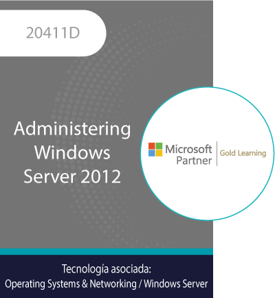 20411D | Administering Windows Server 2012