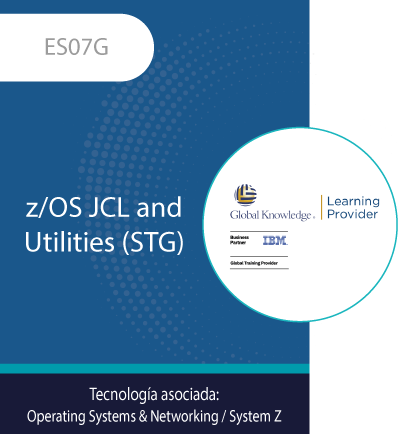 ES07G | zOS JCL and Utilities