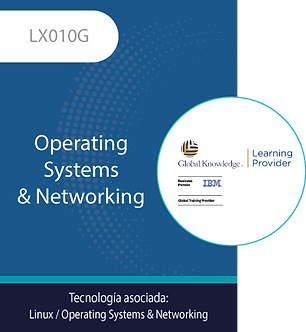 LX010G | Operating Systems & Networking