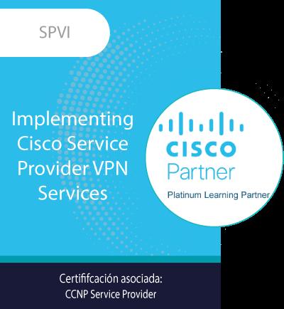 SPVI | Implementing Cisco Service Provider VPN Services v1.0