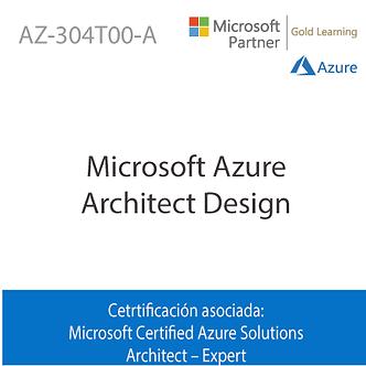 AZ-304T00-A | Microsoft Azure Architect Design