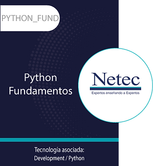PYTHON_FUND   Python Fundamentos