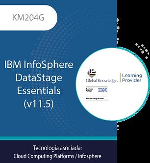 KM204G   IBM InfoSphere DataStage Essentials (v11.5)