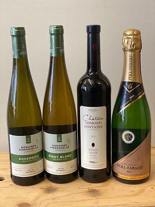 Luxembourg Holiday Sampler (12 bottles)