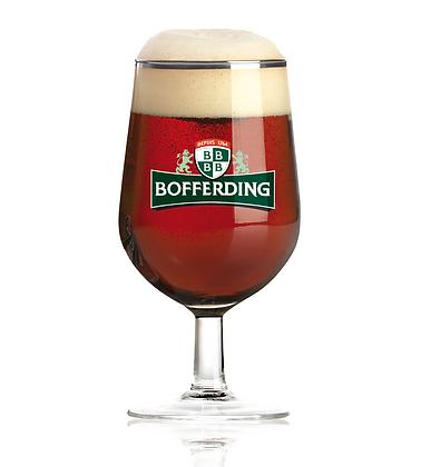 Bofferding Winter Drinking Glass