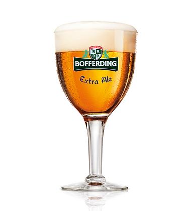 Bofferding Extra Ale Glass