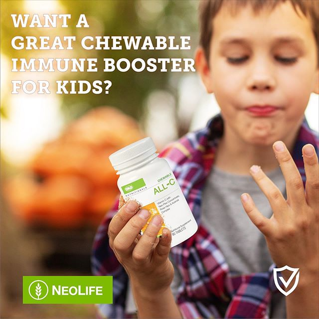 Neolife All C Chewables