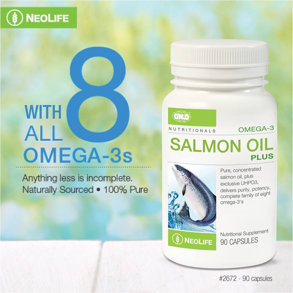Neolife Salmon Oil Plus South Africa