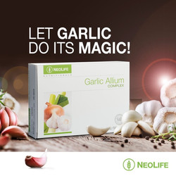 Neolife Garlic Allium www.onlinehealthstore.co.za