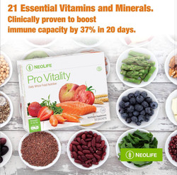 Neolife Pro-Vitality Product www