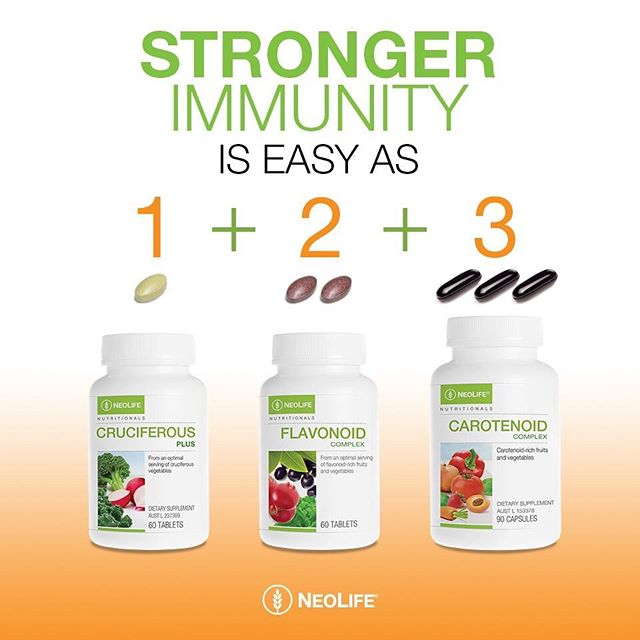 Neolife Immunity Booster