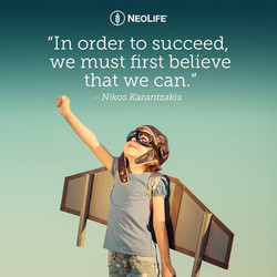 neolife motivtion 13