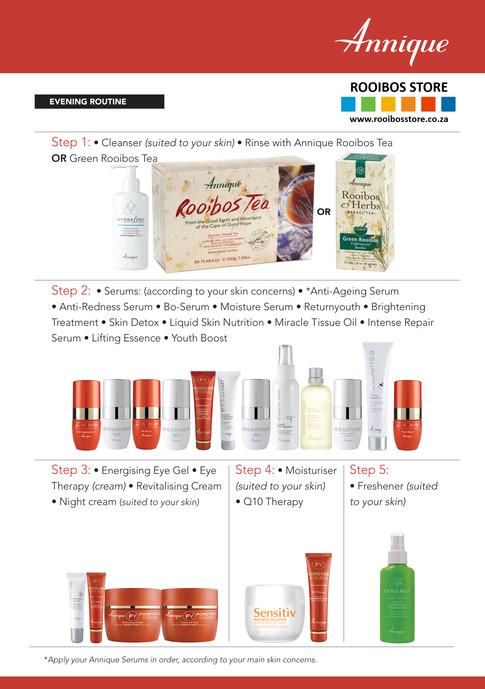 #Annique #Rooibos #RooibosStore #AnniqueSkincare #SkincareRoutine #AnniqueRoutine