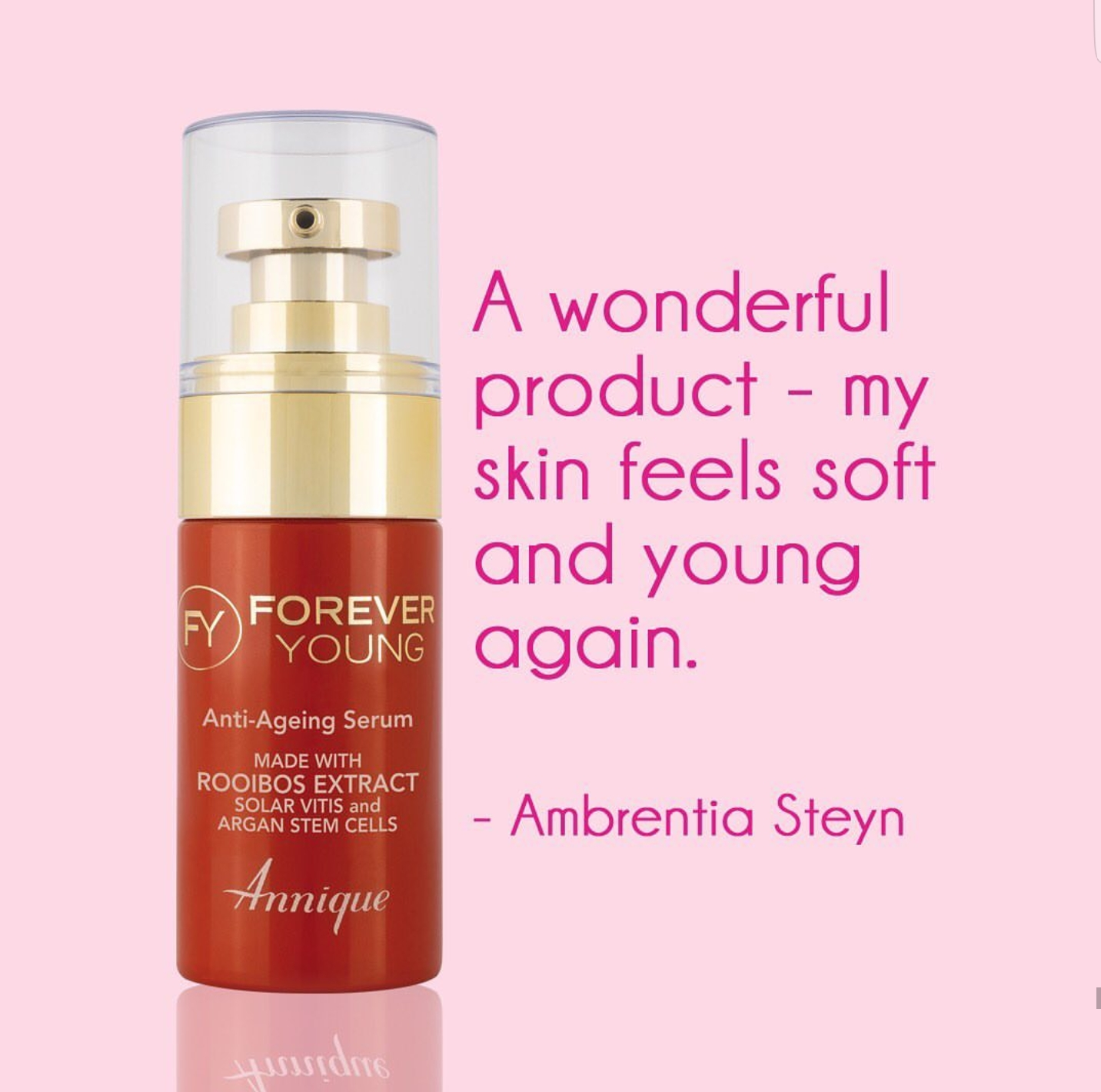 Annique Anti-Ageing Serum