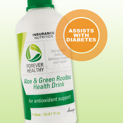 Annique Forever Healthy Aloe and Green Rooibos www.rooibosstore.co.za