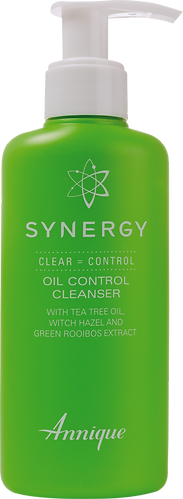 Annique Synergy Oil Control Cleanser www