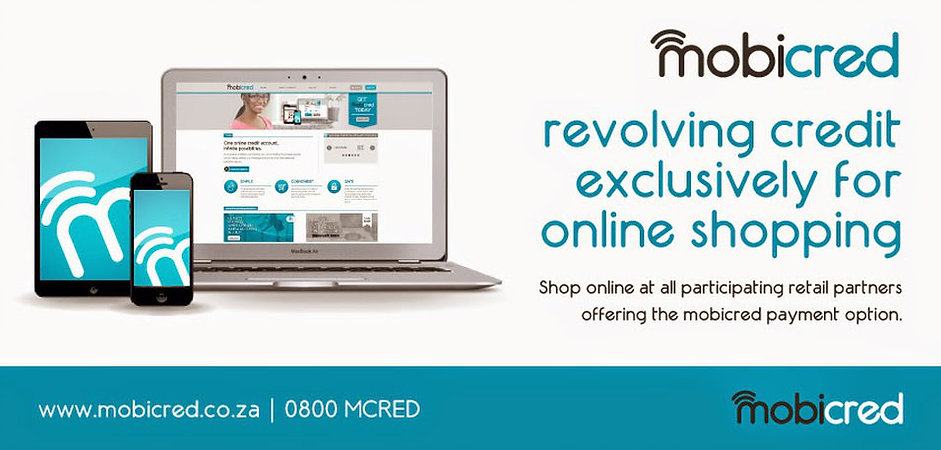Mobicred Revolving Credit www.onlinehealthstore.co.za South Africa