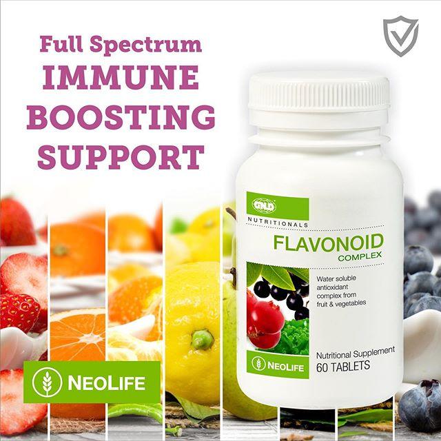 Neolife Flavonoids