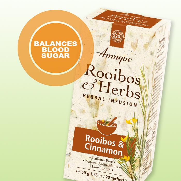 Annique Rooibos and Cinnamon Tea www.rooibosstore.co.za